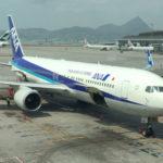 ANA NH853便 羽田-台北松山 エコノミークラス搭乗記