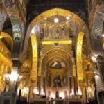 「ノルマン宮殿 パラティーナ礼拝堂」豪華絢爛でカオス?な世界遺産