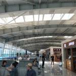 大連周水子国際空港の様子 プライオリティパス可のラウンジはないよ!