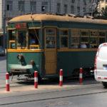 日本統治時代にできた大連の路面電車は未だに現役。レトロで渋い!