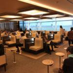 【羽田空港】国内線「ANAラウンジ」座席・ドリンク等詳細レポート