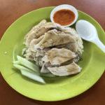 シンガポールNo.1チキンライス「天天海南鶏飯」マックスウェルフードセンター