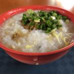 シンガポールのお粥と言えば「真真粥品」コスパ最高で美味しい朝食 マックスウェルフードセンター