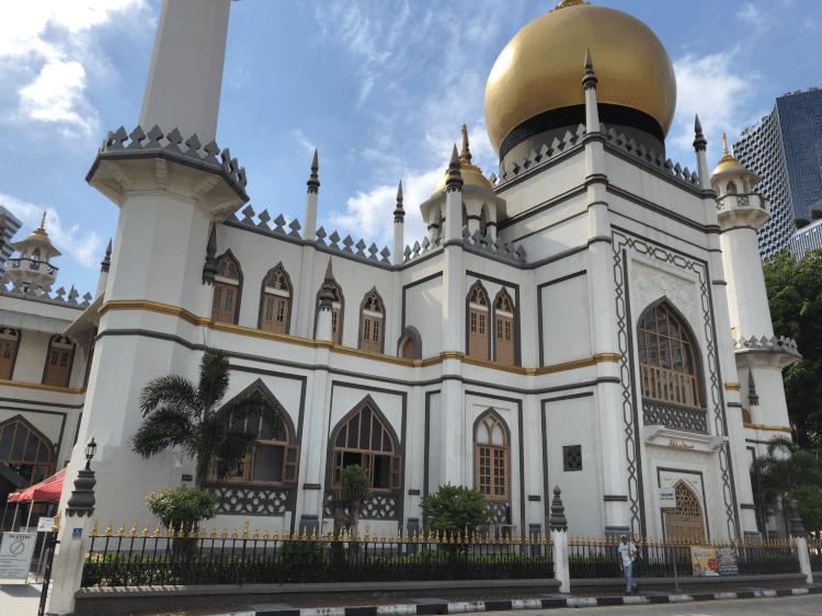 サルタン・モスク (Sultan Mosque) @シンガポール