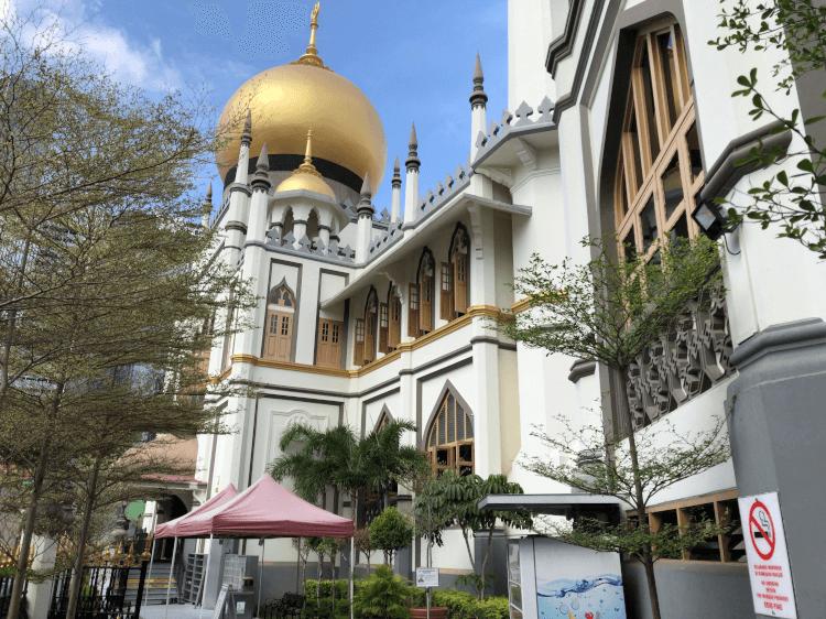 サルタン・モスク@シンガポール