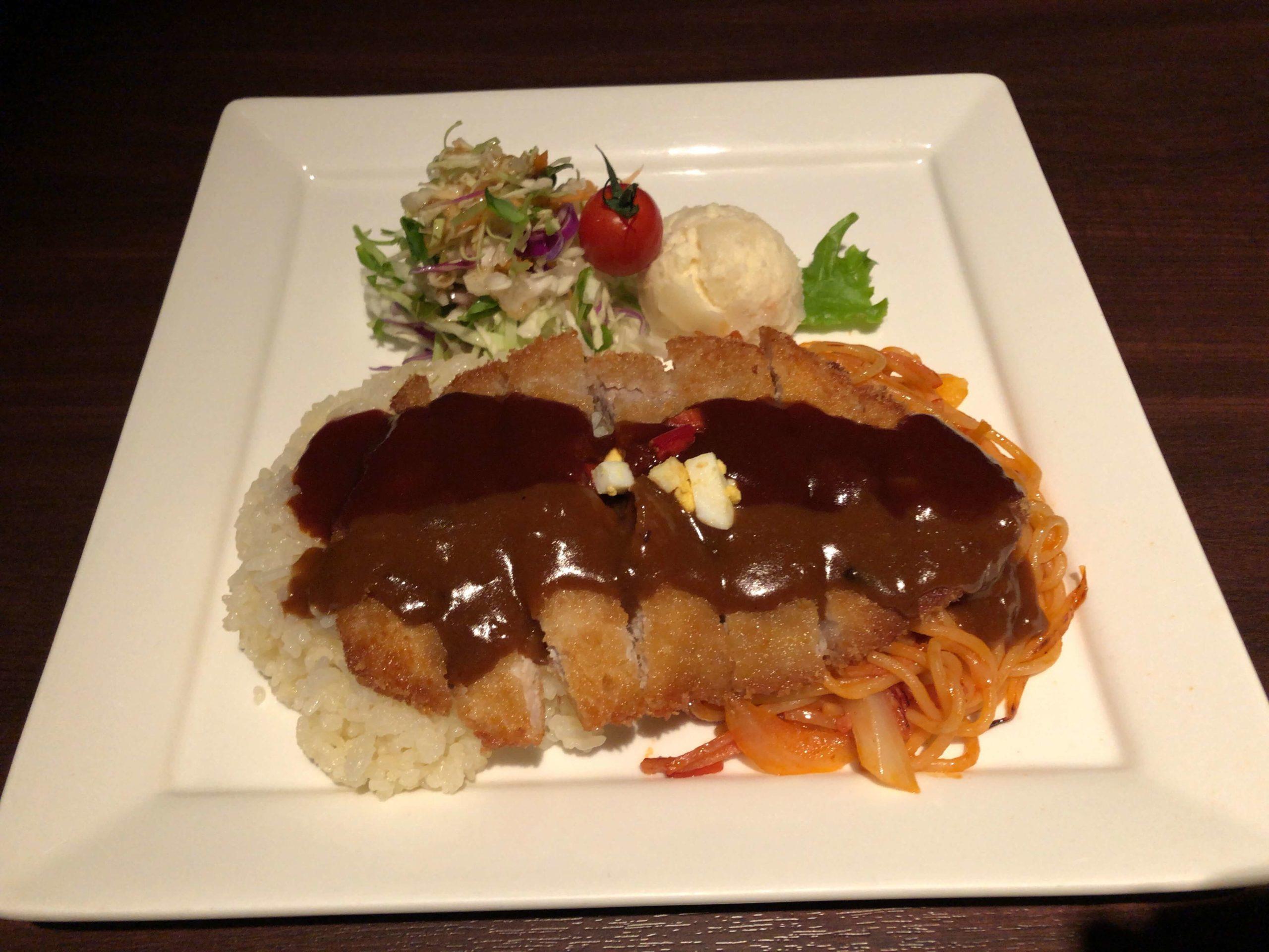 ひかりのレストラン@稲佐山 長崎