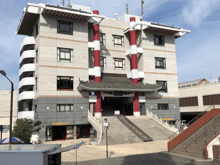 長崎 四海楼の建物