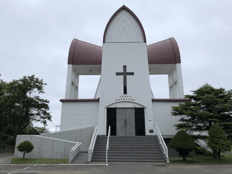 函館聖ヨハネ教会@函館 元町