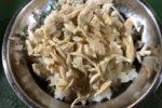 台北「寧夏夜市」で絶品の鶏肉飯と鶏蛋蚵仔煎(牡蠣オムレツ)