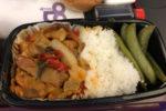 タイ国際航空 TG643便  成田-バンコク エコノミークラス搭乗記